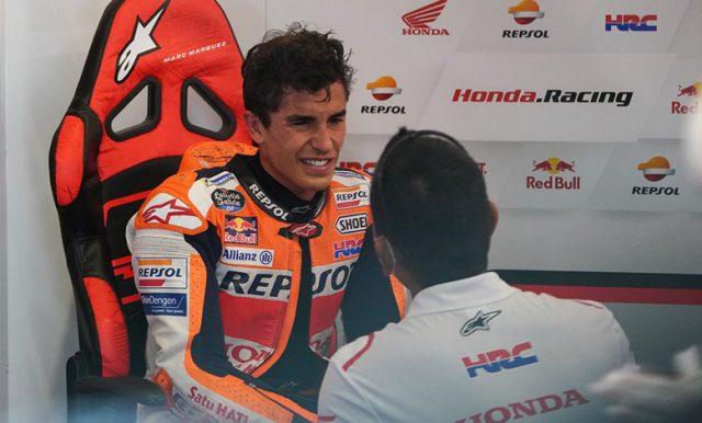 Marquez Ingin Raih Kemenangan Lagi di MotoGP 2021