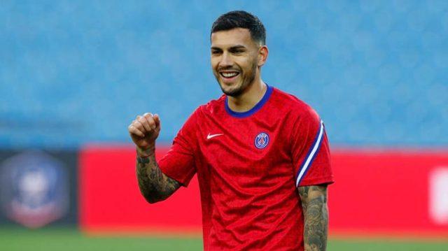 Paredes Berharap Messi Tampil Untuk PSG