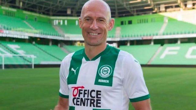 Untuk Kedua Kalinya Robben Pensiun