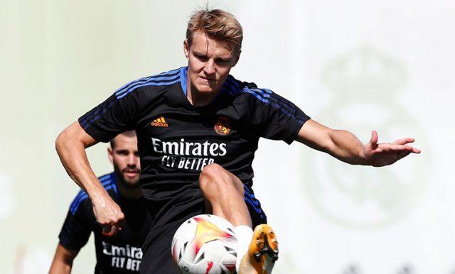 Madrid Menuntut Klausul Pembelian Kembali Odegaard ke Arsenal