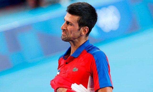 Djokovic : Saya Tidak Menyesal Berpartisipasi di Olimpiade Tokyo