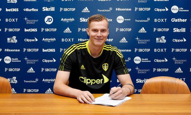Leeds United Berhasil Rekrut Kristoffer Klaesson
