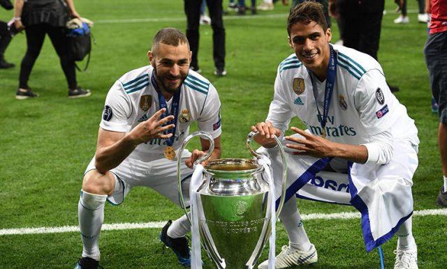 Benzema : Raphael Varane Legenda di Real Madrid