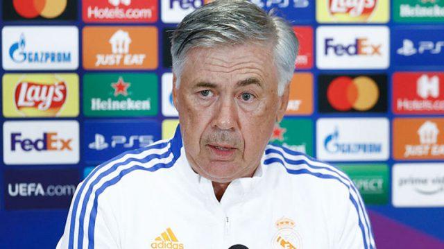 Ancelotti Ingin Buat Sejarah Dengan Madrid