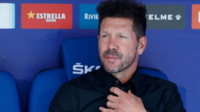 Simone: Griezmann Sangat Ingin Kembali ke Atletico