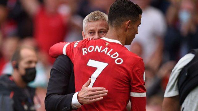 Solskjaer Berikan Peringatkan Kepada Cristiano Ronaldo